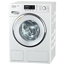 Buy Miele WMH 120 WPS Freestanding Washing Machine, 8kg Load, A+++ Energy Rating, 1600rpm Spin, WhiteEdition Online at johnlewis.com
