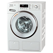 Buy Miele WMR 560 WPS Freestanding Washing Machine, 9kg Load, A+++ Energy Rating, 1600rpm Spin, WhiteEdition Online at johnlewis.com