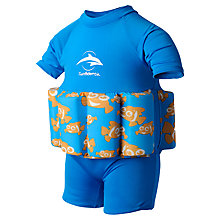 Buy Konfidence Clownfish Floatsuit, Blue Online at johnlewis.com