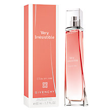 Buy Givenchy Very Irresistable L'Eau En Rose Eau de Toilette Online at johnlewis.com