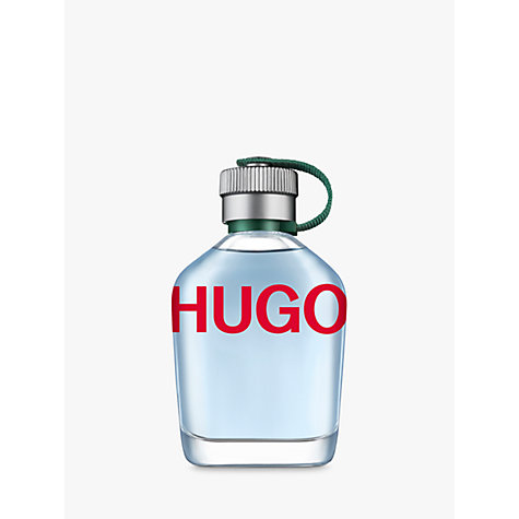 Buy Hugo Man Eau de Toilette Spray Online at johnlewis.com