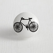 Buy John Lewis Bicycle Cupboard Knob, Dia.40mm Online at johnlewis.com