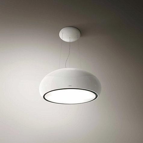 buy elica pearl cooker hood white john lewis. Black Bedroom Furniture Sets. Home Design Ideas