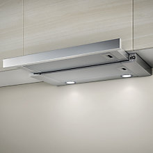 Buy Elica Elite 26 90cm Built-In Cooker Hood, Stainless Steel Online at johnlewis.com