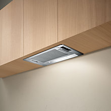 Buy Elica Eliplane 80 Built-In Cooker Hood, Stainless Steel Online at johnlewis.com