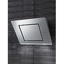 Buy Elica Elektra HP 80 Chimney Cooker Hood, Stainless Steel Online at johnlewis.com