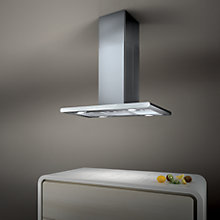 Buy Elica Galaxy Island Chimney Cooker Hood Online at johnlewis.com