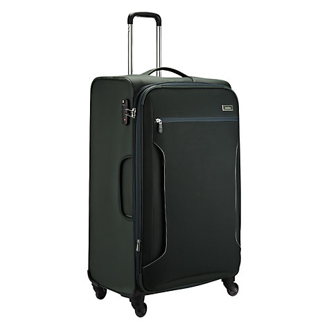 Buy Antler Cyberlite 4-Wheel Expandable Large Suitcase, Sycamore Green Online at johnlewis.com