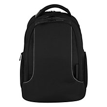 Buy Antler Metis Laptop Backpack, Black Online at johnlewis.com