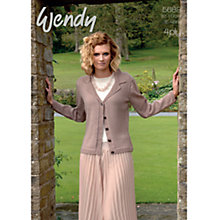 Buy Wendy 4 Ply Leaflet, 5689 Online at johnlewis.com