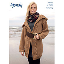 Buy Wendy Chunky Leaflet, 5692 Online at johnlewis.com