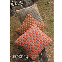 Buy Wendy Serenity Super Chunky Leaflet, 5749 Online at johnlewis.com