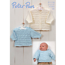 Buy Peter Pan Baby DK Leaflet, P1178 Online at johnlewis.com