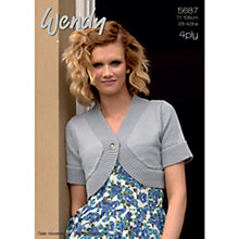 Buy Wendy 4 Ply Leaflet, 5687 Online at johnlewis.com