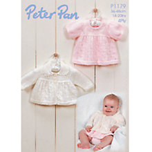 Buy Peter Pan 4 Ply Leaflet, P1179 Online at johnlewis.com