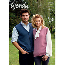Buy Wendy 4 Ply Leaflet, 5688 Online at johnlewis.com