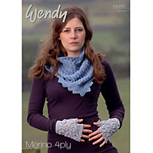Buy Wendy Merino 4 Ply Leaflet, 5685 Online at johnlewis.com