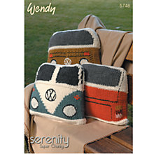 Buy Wendy Serenity Super Chunky Leaflet, 100g Online at johnlewis.com