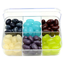 Buy Jelly Belly Pack of 6 Boxes, 100g Online at johnlewis.com