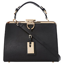 Buy Dune Dalley Frame Satchel Bag Online at johnlewis.com