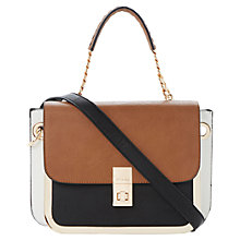 Buy Dune Darbs Boxy Handbag Online at johnlewis.com