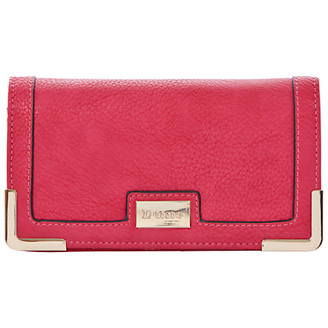 Buy Dune Kosmic Metal Corners Purse Online at johnlewis.com