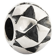 Buy Trollbeads Moroccan Cushion Sterling Silver Charm Online at johnlewis.com