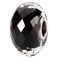 Buy Trollbeads Sahara Night Faceted Murano Glass Charm Online at johnlewis.com