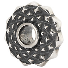 Buy Trollbeads Kaleidoscope Sterling Silver Charm Online at johnlewis.com