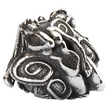 Buy Trollbeads Babylonian Nymph Sterling Silver Charm Online at johnlewis.com