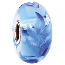 Buy Trollbeads Engraved Poetic Murano Glass Bead Online at johnlewis.com