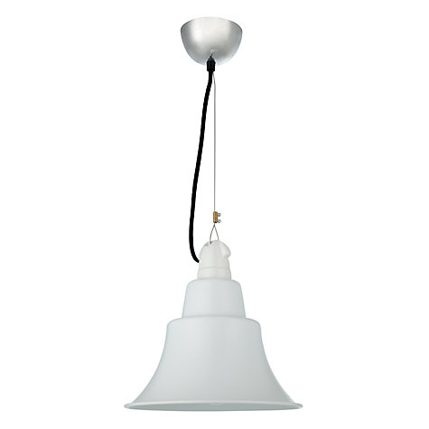 Buy Davey Lighting Zoe Factory Pendant Online at johnlewis.com