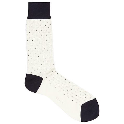 Buy Reiss Luigi Socks Online at johnlewis.com