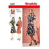 Simplicity Sewing Pattern Offers