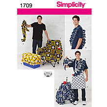 Buy Simplicity Craft Sewing Leaflet, 1709 Online at johnlewis.com