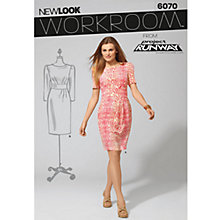 Buy Simplicity New Look Dresses Dressmaking Leaflet, 6070 Online at johnlewis.com