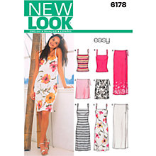 Buy Simplicity New Look Smart/Casual Dressmaking Leaflet, 6178 Online at johnlewis.com