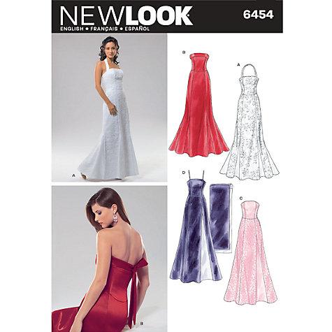 Sewing Patterns Formal Dresses Formal Dresses Sewing