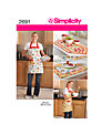 Simplicity Craft Sewing Pattern, 2691, A