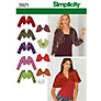 Buy Simplicity Boleros & Capelets Sewing Leaflet, 3921, K5 Online at johnlewis.com