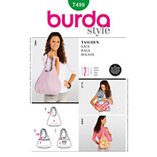 Buy Simplicity Burda Craft Women's Handbag Sewing Pattern, 7410 Online at johnlewis.com