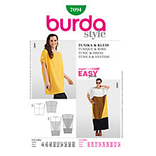 Buy Simplicity Burda Plus Sizes Top Sewing Pattern, B7094 Online at johnlewis.com