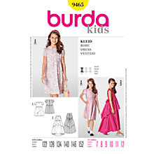 Buy Simplicity Burda Children Dress Sewing Pattern, B9465 Online at johnlewis.com