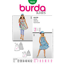 Buy Simplicity Burda Children Dress Sewing Pattern, B9608 Online at johnlewis.com