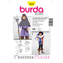 Buy Simplicity Burda Children Sewing Pattern, B9659 Online at johnlewis.com