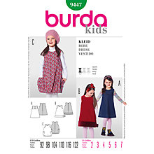 Buy Simplicity Burda Children Dress Sewing Pattern, B9447 Online at johnlewis.com