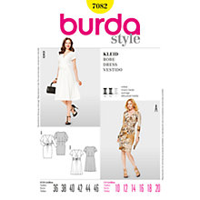Buy Simplicity Burda Wrap Dresses Sewing Pattern, B7082 Online at johnlewis.com