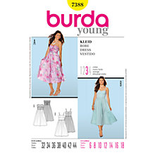 Buy Simplicity Burda Dresses Dress Sewing Pattern, 7388 Online at johnlewis.com