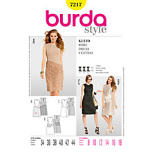 Buy Simplicity Burda Dresses Dress Sewing Pattern, 7217 Online at johnlewis.com