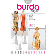 Buy Simplicity Burda Dresses Sewing Patterns, B2933 Online at johnlewis.com